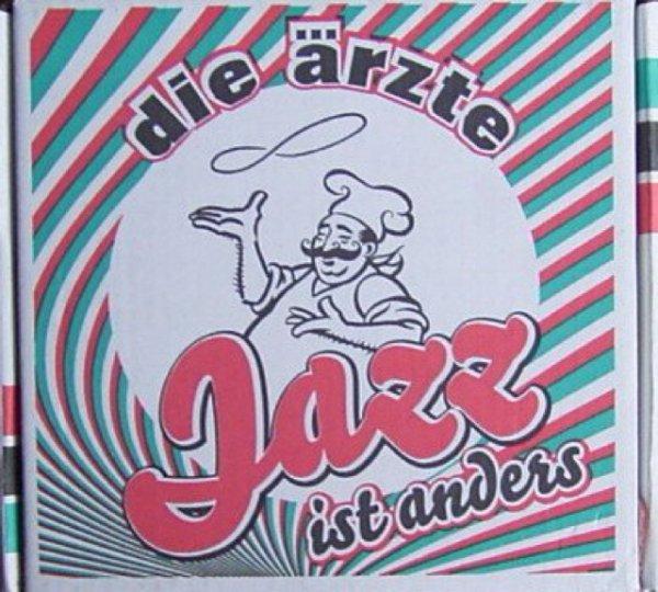 [Saturn - offline] Jazz ist anders - Die Ärzte (CD im Pizzakarton)