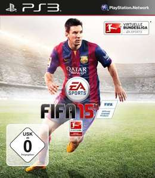 FIFA 15 PS3 47,99€ @amazon.de