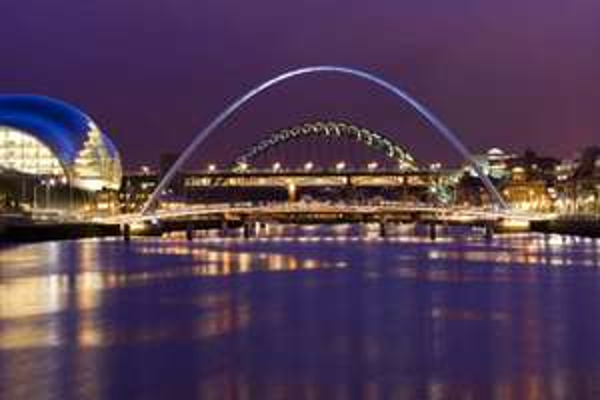 Reise: Silvester in Newcastle (England) 4 Nächte ab Amsterdam (Flug & Hotel) 141,- € p.P.