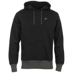 Nike Men's Overhead Hoody - Black