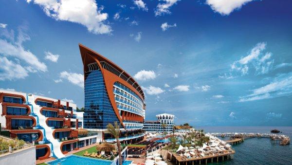 1 Woche Luxus Urlaub Türkei 5* Hotel All Inclusive im Dezember 248 €