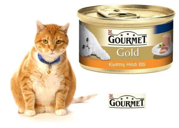 [MARKTKAUF NORD] 4x Gourmet Gold Katzennahrung 85g für 0,21€/Stück (Angebot + Coupon)