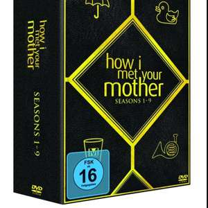 How i met your mother *Komplettbox* @amazon
