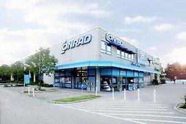 Conrad 50€ Gutschein für 27€ inkl. Versand / 75 Stück / Nur in den Filialen einlösbar / 20.10. 8 Uhr