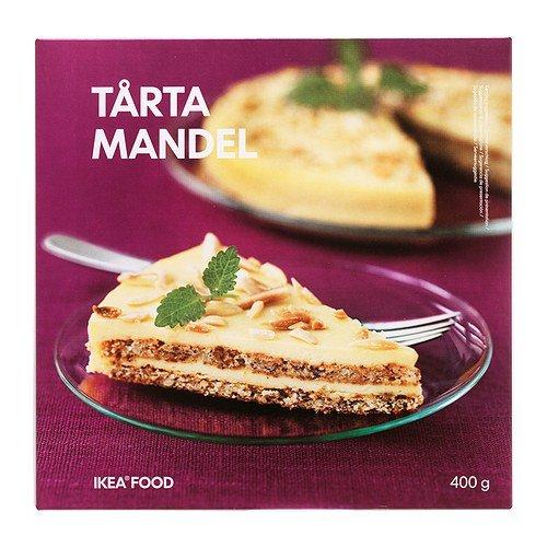 16.10.14 -  IKEA Berlin : Ein Stück Mandeltorte gratis....