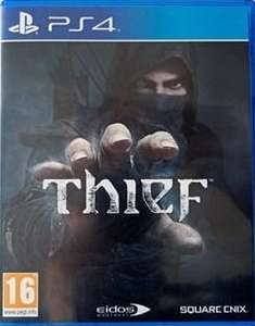 "[Amazon.fr] ""Thief"" PS4 für 16,99€ + VSK"