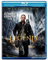 I AM LEGEND Blu-ray (Kanada) für 3,95 EUR inkl. VK