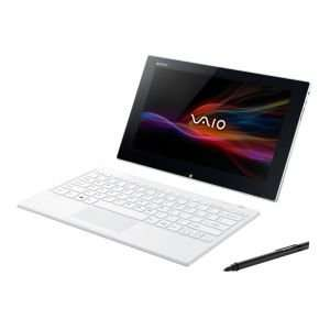Sony Vaio Tap 11 SVT-1121B2E/W weiß Tablet Notebook [Utopiashop] 556,89 €