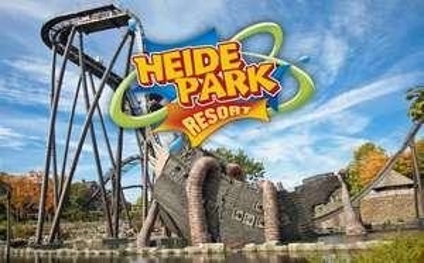 Heide Park - Tagesticket für nur 25 €