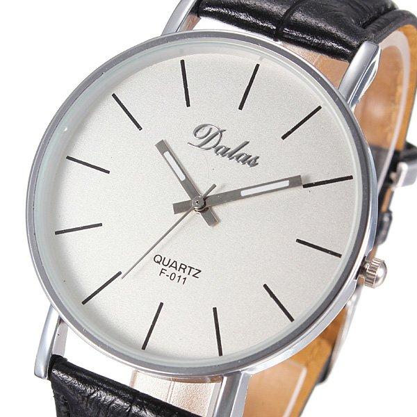 Dalas F-011 Herrenarmbanduhr für 2,55 € inkl. Versand [banggood.com]