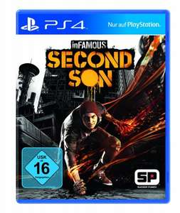inFAMOUS: Second Son (PS4) für 29,77€ @Amazon WHD (Wie neu)