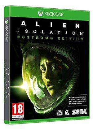 Alien: Isolation - Nostromo Edition (Xbox One) für 40,20€ @base.com