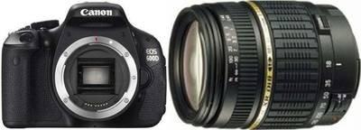 Canon EOS 600D + Tamron AF 18-200/3,5-6,3 DI II