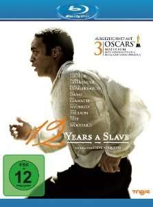 12 Years a Slave [Blu-ray] für 9,99€ bei Amazon.de (Prime)