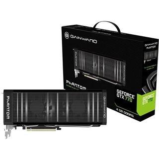 4096MB Gainward GeForce GTX 770 Phantom Aktiv PCIe 3.0 x16 (Retail) inklusive Borderlands: The Pre-Sequel für 206,99€ @Mindfactory