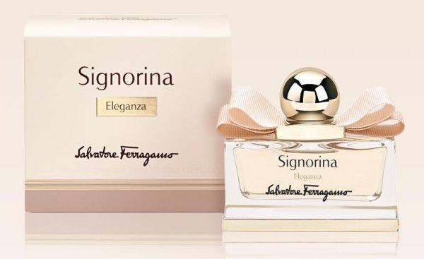 Body Lotion 50ml  Signorina Eleganza von Salvatore Ferragamo geschenkt!