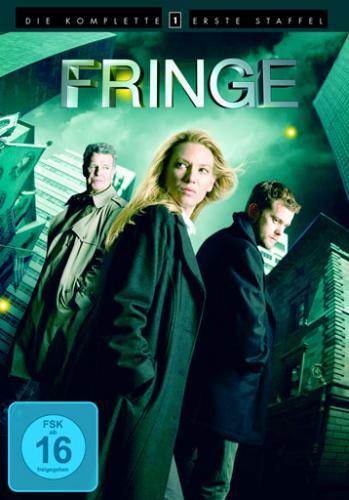 Fringe Staffel 1 für 9,99€ im iTunes Store!