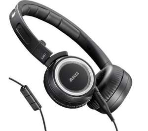 AKG K 451 Mini-Headset schwarz für 56,64 € @Amazon.fr