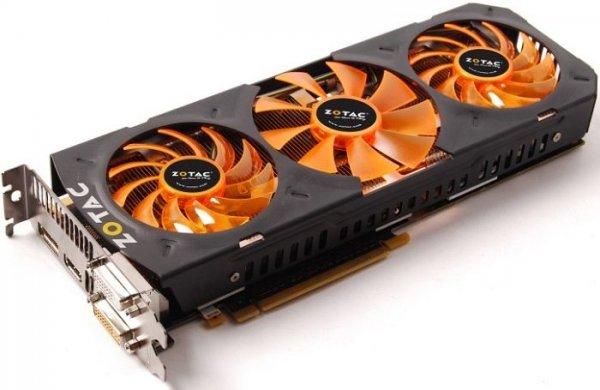 Zotac GeForce GTX 780 OC (3GB GDDR5, 5 Jahre Garantie) - 254,89€ @ cyberport