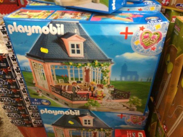 [Lokal Bad Salzuflen Magowsky] Playmobil 4297 Hochzeitskapelle