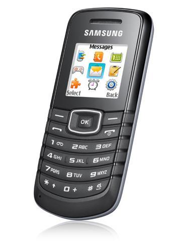 Samsung E1080 einfaches Handy ohne simlock bei mobilcom-debitel (on/offline)