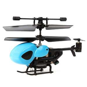 [China] Mini Helikopter QS5010 für 8,40€