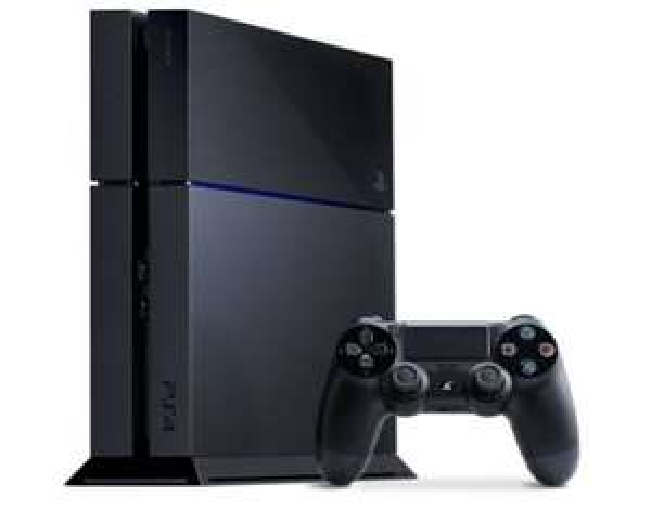 Sony Playstation 4 PS4 Konsole + 500GB Festplatte schwarz 344,99€ + 3% QIPU