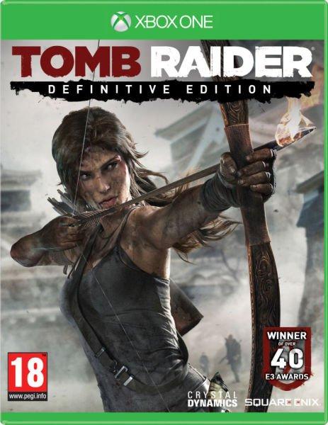 Tomb Raider Definitive Edition (XBOX ONE) für 25,94€ @TheHut mit Gutscheincode: