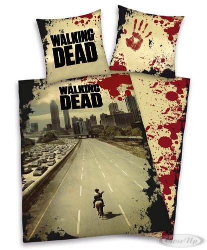 The Walking Dead Bettwäsche Renforce für 14,99€ @ Lidl [lokal] jetzt auch online zzgl. 4,95€ VSK