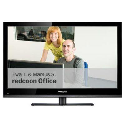 42-Zoll-Full-HD-LCD-Fernseher Hannspree SK42TMNB für 349 Euro @Ebay -8%