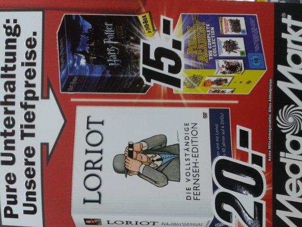Harry Potter DVD Box 15 €