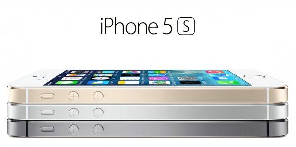 iPhone 5S 16GB wie NEU in grau, gold & silber @ Smartkauf