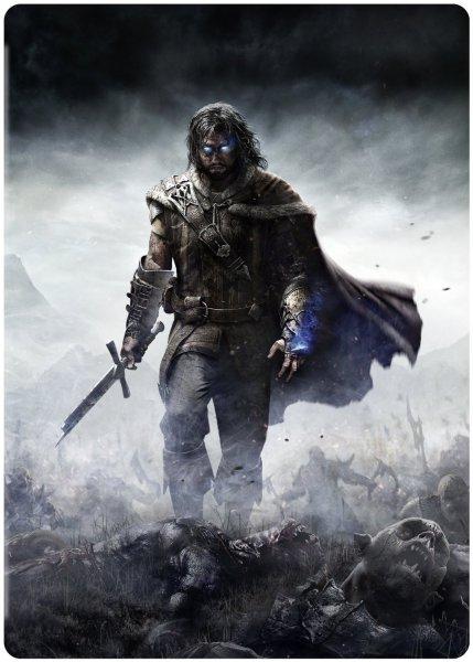 Xbox One - Mittelerde: Mordors Schatten Special Edition - Steel Box 64,55€