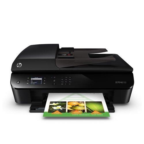 HP OfficeJet 4630 Multifunktionsdrucker (Drucker, Scanner, Kopier, Fax, WLAN, USB)  für 80,14 € @Amazon.it