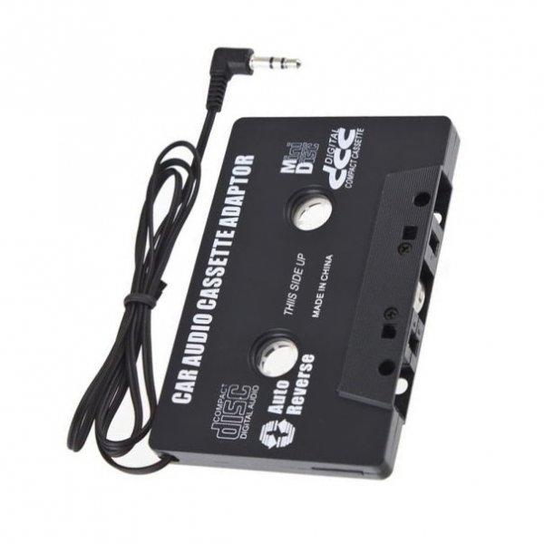 Kassette zum Anschließen von MP3-Player etc. aus China für ~ 0,85 €