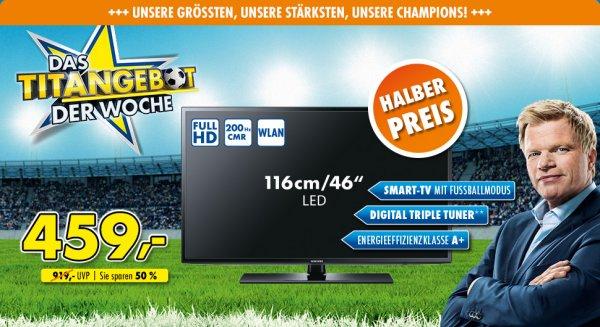 [EURONICS] Samsung UE46H6273 für 459€ Idealo: 529€