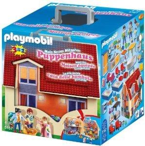 Playmobil 5167 Mitnehm-Puppenhaus, Marketplace