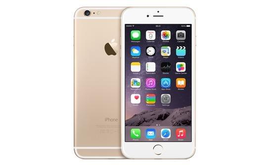 iPhone 6 16 GB Gold einmalig 59€ / 64 GB Gold 154,70€ + Vodafone Smart XL Allnet Flat / 1,5 GB bei 21,6 Mbit/s LTE / SMS Flat für 39,99€ Monatl.