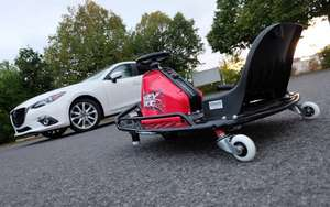 Razor Crazy Cart mit 24V-Power