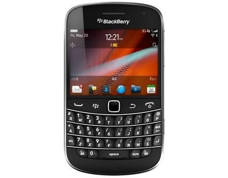 Blackberry Bold 9900 - Demoware @MeinPaket Tagesangebot