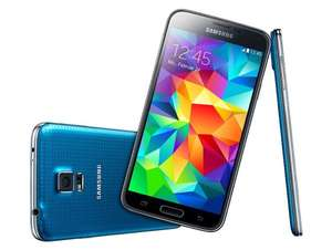 o2 Blue All-in L (All-Net Flat, 3 GB LTE, 300 MB EU Data Roaming) inkl.Samsung Galaxy S5 für 34,99€/Monat