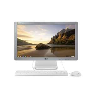 [ebay.de] LG Chromebase 22CV241-W AIO All in One PC Desktop Computer Monitor ChromeOS inkl. Vsk für 299 €