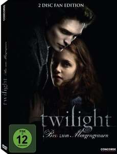 [Amazon Warehouse - Gebraucht Gut] PRIME: Twilight - Bis(s) zum Morgengrauen (Fan Edition) [2 DVDs]