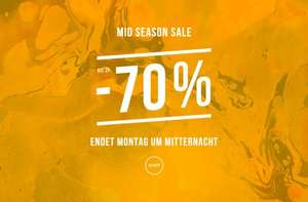 Topman Sale bis zu 70% bis Montag. Viele Artikel für 7€
