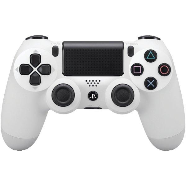 PS 4 Dualshock 4 Controller - Glacier white (weiß) bei Amazon.fr Marketplace
