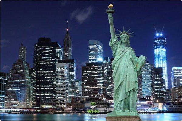 Flüge nach Nordamerika ab 239€ (New York, Boston, Chicago, Toronto) - One-Way Preise