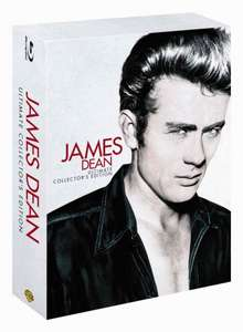 James Dean - Ultimate Collector's Edition [Blu-ray] für 25€ @Amazon.de