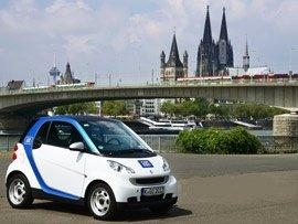 car2go Willkommensgeschenk 30 Freiminuten und kostenlose Registrierung für KVB - Stammkunden (Köln, lokal)