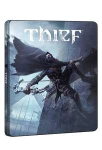 Thief – Limited Edition Steelbook (Xbox One) für 27,89€ @Amazon.co.uk