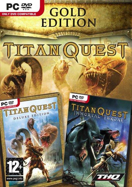 Titan Quest: Gold Edition (PC)  2,50€ für STEAM